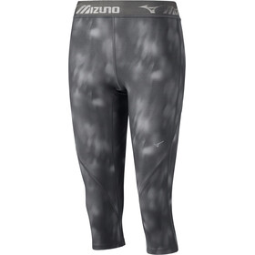 Mizuno ImpPrinted 3/4 Tights Women Castlerock